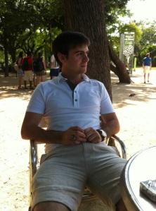 Gerald - Barcelona, Spain
