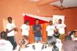 Emmanuel with GEN Fellows