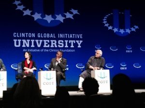 Education Panel at CGIU